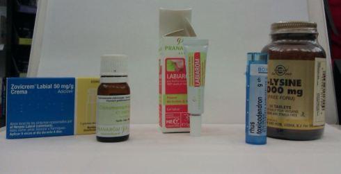 Alternativas propuestas por la Farmacia de la Estrella